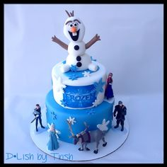 pinterest disney frozen birthday cakes | birthday cakes