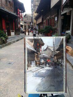 Chien Chung Wei, Kaili, Guizhou