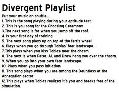I'll have to do this !!<-- I got On Top of The World by Imagine Dragons for your own fear landscape...
