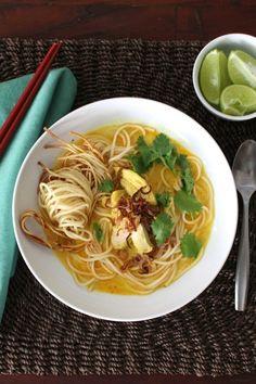 Khao Soi - Chiang Mai Curry Noodles-Borrowed Salt