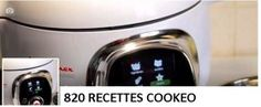 820 recettes cookeo