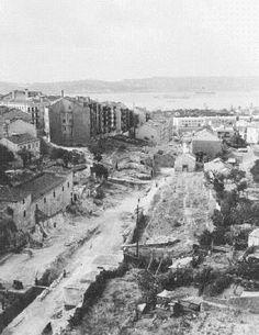 Avenida Infante Santo - 1949