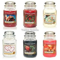 #Yankee #candle 22oz large jar #variety 25% off rrp sale,  View more on the LINK: 	http://www.zeppy.io/product/gb/2/181682514341/