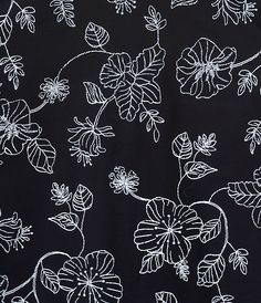 28 best floral print black white images on pinterest floral 008 floral print black white mightylinksfo