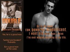 BOOK SALE: Make it a DOUBLE (Last Call, #2) by Sawyer Bennett - hurry, it's FREE! - iScream Books - we welcome all flavors!