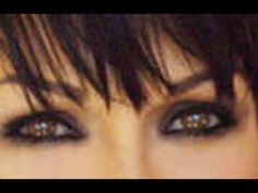 Kim Kardashian Smokey Eyes