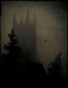Windsor Castle, Berkshire, UK England Classic gothic cathedral Castles Salumeria in Rome Dark Fantasy, Fantasy Art, Creepy, Scary, Grafik Art, Famous Castles, Dark Photography, Gothic Art, Gothic Horror