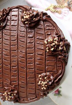 "Chocolate ""Beet"" Cake"