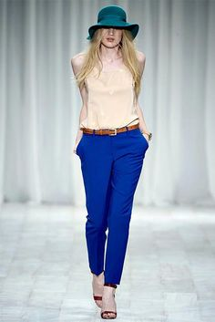 Paul Smith RTW Spring/Summer 2012 collection