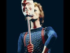 David Bowie `Aladdin Sane + All The Young Dudes´ live 1974 ...