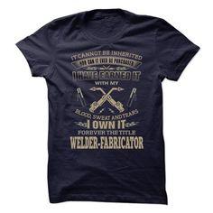 Proud Be A Welder Fabricator T Shirts, Hoodies. Check Price ==► https://www.sunfrog.com/No-Category/Proud-Be-A-Welder-Fabricator.html?41382
