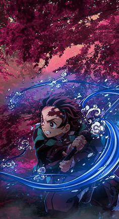 Tanjiro water stance