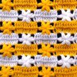 Crochet Stitch For Baby Blanket