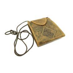 Praktické pouzdro na krk se šňůrkou - peněženky AHAL Card Case, Unisex, Wallet, Bags, Pocket Wallet, Purses, Taschen, Diy Wallet, Totes