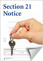 How to Serve a Section 21 Eviction Notice to Tenants: This guide explains two methods of giving a tenant notice to quit. Landlords can evict tenants who rent through an assured shorthold tenancy by using a Section 21 or Section 8 notice.