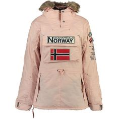 Abrigos norway de mujer