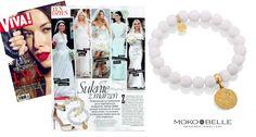 #mokobelle #mokobellejewellery #jewellery #jewelry #bransoletka #lifestyle #bijou #stars #pressroom #viva