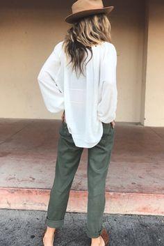 Sahara Relaxed Trouser from ascot   hart