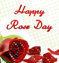 Happy #rose  #roseDay 2018 Poster #roseday2018