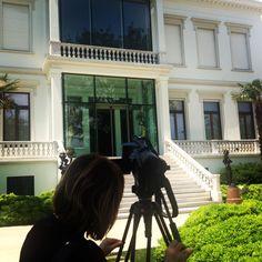 ekavart.tv Sabancı Müzesi'nde! http://www.ekavart.tv/sergiler/diger/gecmisten-gunumuze-yelpaze-sergisi-sakip-sabanci-kosku