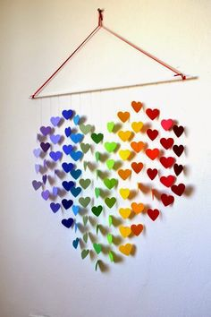 15 DIY Wall Decoration Ideas for Your Home. It's Time For You To Change Something, 15 DIY Wall Ornament Concepts for Your Dwelling. It's Time For You To Change One thing 15 DIY Wall Ornament Concepts for Your Dwelling. It's Time .