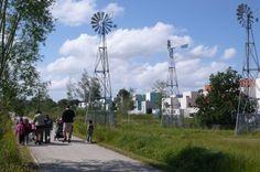 Le parc longe le ruisseau des Gohards