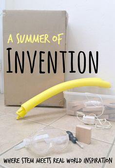 Choosing Camp Invention for Summer Camp. Tips for finding a camp that's right for your child that focuses on STEM concepts.