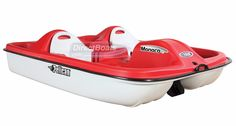 The Pelican Monaco Pedal Boat offers room for 2 adults and 3 children and is constructed  sc 1 st  Pinterest & Check out the Water Wheeler 5! This versatile Pedal Boat offers ...