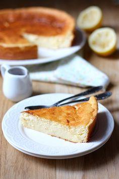 Une recette légère avec ce gâteau au fromage blanc 0% et au citron ! Légèreté et plaisir dans cette recette, à découvrir sur Gourmandiseries.fr