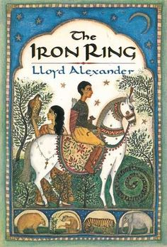 The Iron Ring by Lloyd Alexander. I almost missed this one and I'm so glad that I didn't. Rich, India-inspired tale with gobs of adventure and an engaging cast of characters.