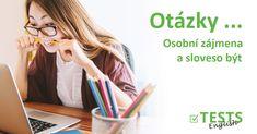 Jednoduchý test ... Procvičujte zdarma! English Test Online