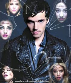 I LOVE Ezra but I'm still so confused about him being A!!! P.S. Did I mention how hot he looks oh my god!!!!!