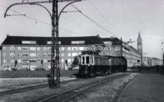 Geheugen van West - De tramlijn Amsterdam – Haarlem in West