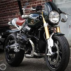 BMW R NINE T  HANSE CUSTOM