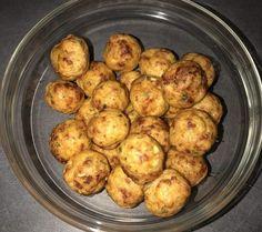 Boulettes de poulet au chorizo