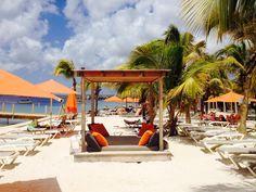Bonaire: hetki Edenin auringossa