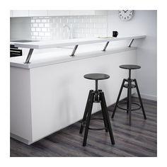 $40 adjustable DALFRED Bar stool  - IKEA