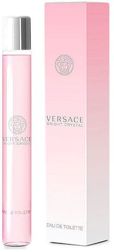 Versace Bright Crystal Eau de Toilette Rollerball, oz my favorite perfume :) Pink Perfume, Perfume And Cologne, Perfume Oils, Perfume Bottles, Perfumes Versace, Versace Bright Crystal, I Believe In Pink, Perfume Collection, Everything Pink