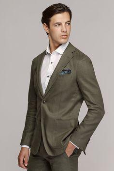 Green Jacket, Suit Jacket, Men Beach, Bridezilla, Blazers For Men, Wedding Suits, Slim, Fitness, Sleeves