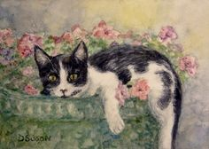 Google Image Result for http://cdn.dailypainters.com/paintings/impatiens_and_kitty_watercolor_painting_pet_cat_art_flowers_kitten_62cc8e1114a37a4856e1e80bb39787cc.jpg