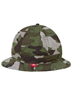 6796c9c3ac4 Summer Camo 6 Panel Bucket Hat Bucket Hat