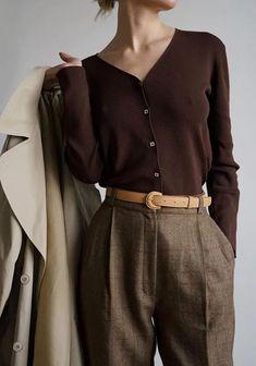 Fashion Inspo Board: Dark(ish) Academia - Imgur Aesthetic Fashion, Look Fashion, Aesthetic Clothes, Korean Fashion, Autumn Fashion, Aesthetic Outfit, Aesthetic Vintage, Fashion Killa, 70s Fashion