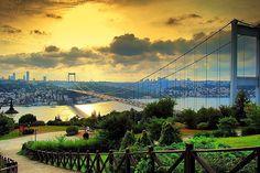 Otağtepe sunset, İstanbul