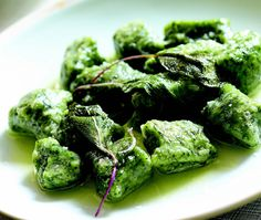 Spinach Gnocchi Recipe