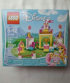 LEGO 41144 Disney Whisker Haven Palace Pets Petite's Royal Stable 75pc NEW #LEGO