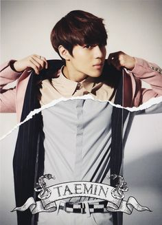 SHINEE - Taemin - Contemporary