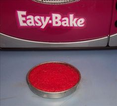 Easy Bake Oven Tropical Punch Cake Mix, made with koolaid Easy Baking Recipes, Oven Recipes, Copycat Recipes, Recipies, Easy Bake Oven Mixes, Oven Diy, Kids Cookbook, Baking With Kids, Pastry Blender