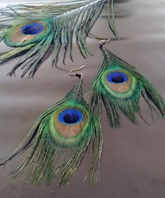 Peacock, Feather, Jewelry Making, Bird, Detail, Handmade, Peacock Bird, Quill, Hand Made