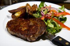 Lodges, Scotch, Distance, Seafood, Steak, Restaurants, Walking, Dishes, Kitchens