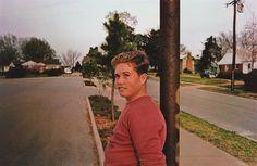 WILLIAM EGGLESTON East Memphis , circa 1972